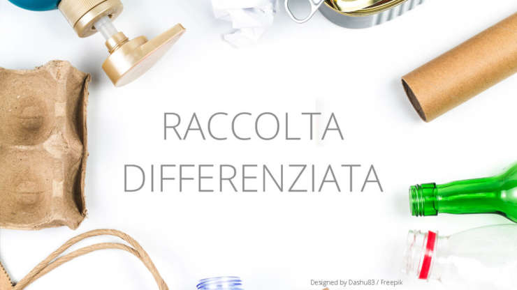 RACCOLTA DIFFERENZIATA – EDILNORD